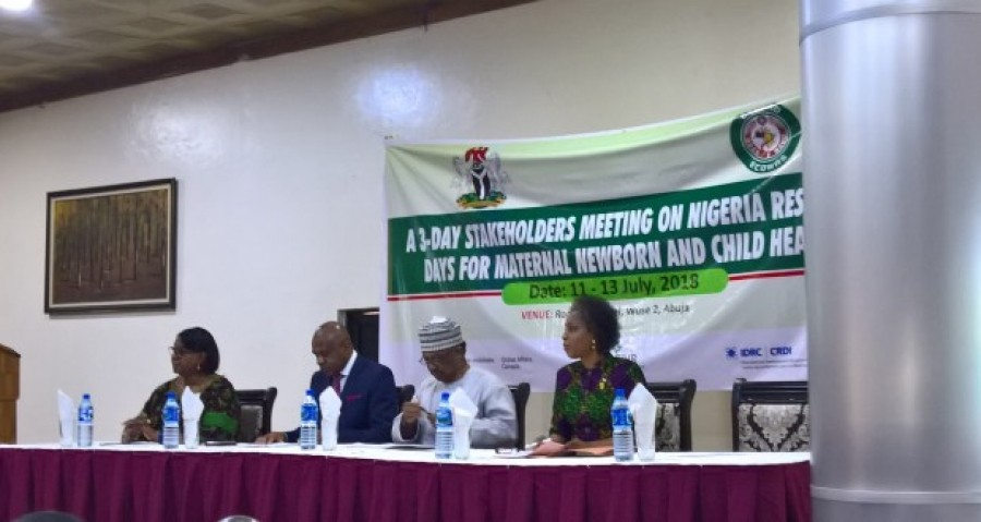 WEST AFRICA: Stakeholders brainstorm in Abuja on Maternal Newborn and Child Health